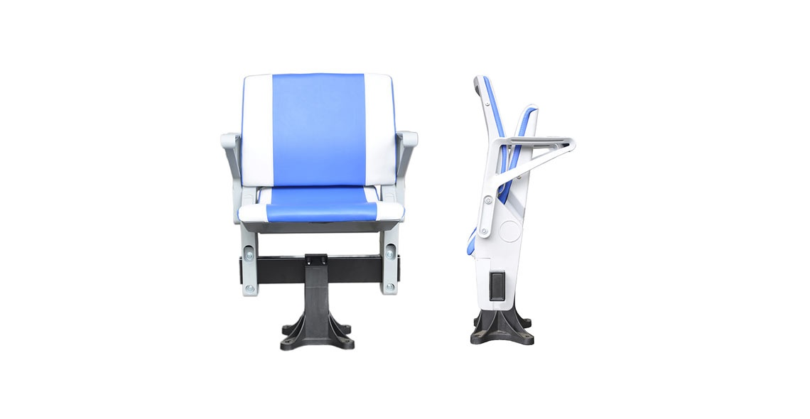 Tip up seat