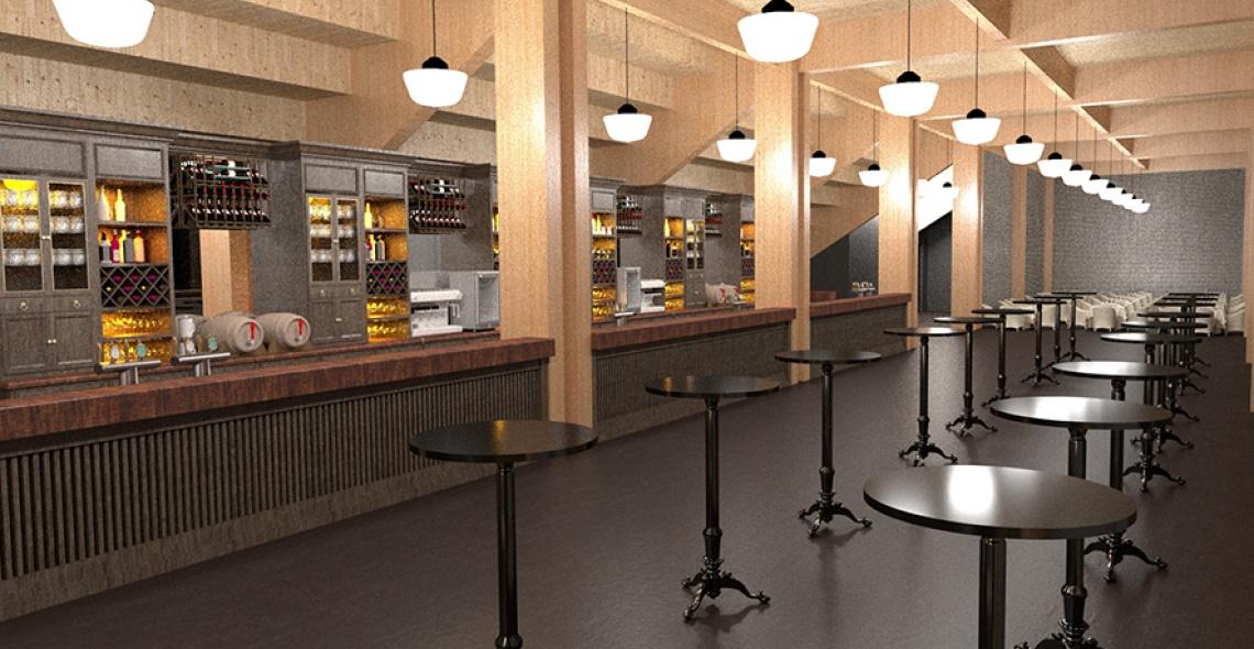 main stand bar