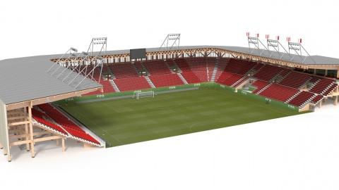 Bear Stadiums