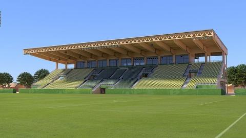 2.500 SEATS STADIUM